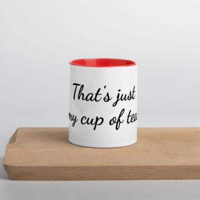 Favorite Color Mug - Red